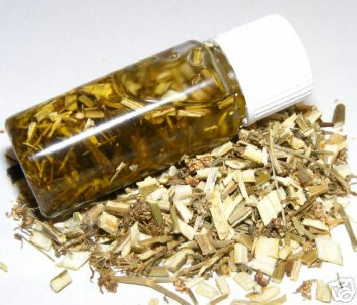 100% Pure Hemlock Oil / Herb / 10 Mls High Grade
